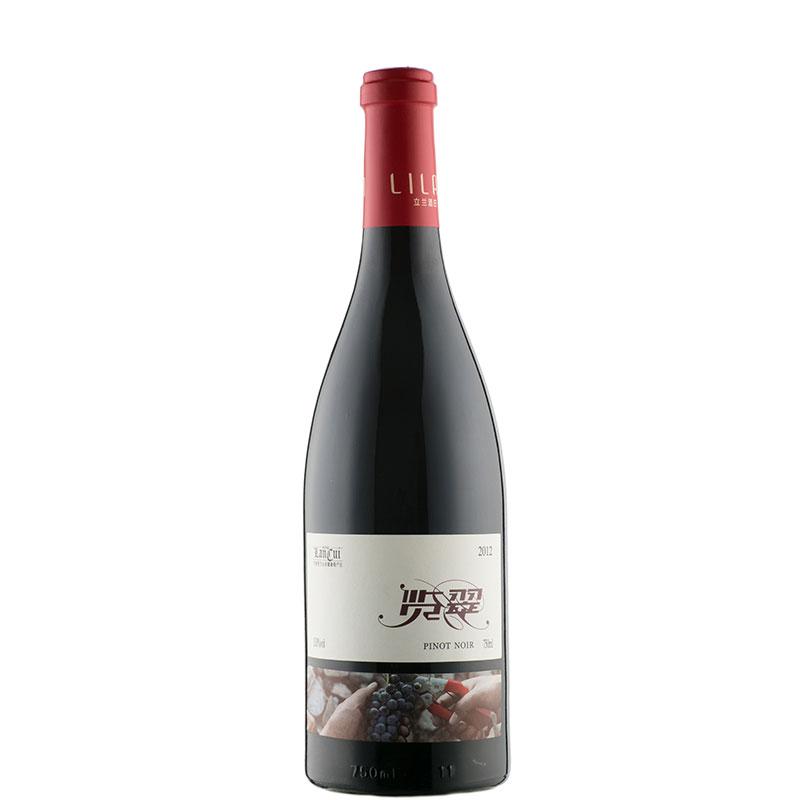 览翠黑皮诺干红葡萄酒