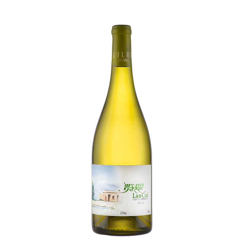 览翠霞多丽干白葡萄酒