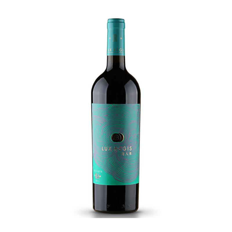 类人首R4西拉干红葡萄酒