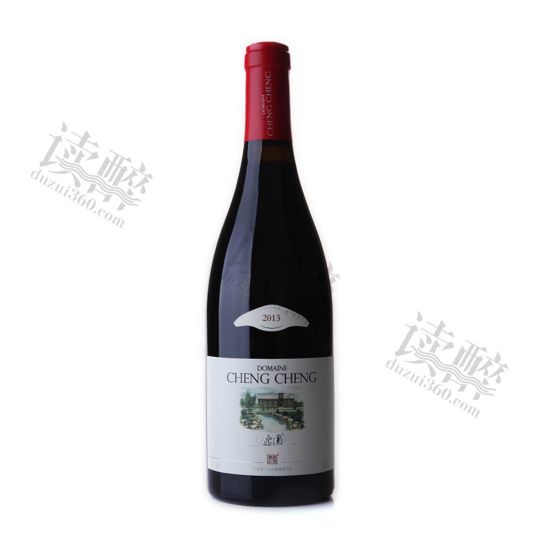 铖铖酒庄逸圃干红葡萄酒
